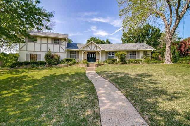 204 Woodpark Lane, Rockwall, TX 75087 (MLS #14556125) :: Premier Properties Group of Keller Williams Realty