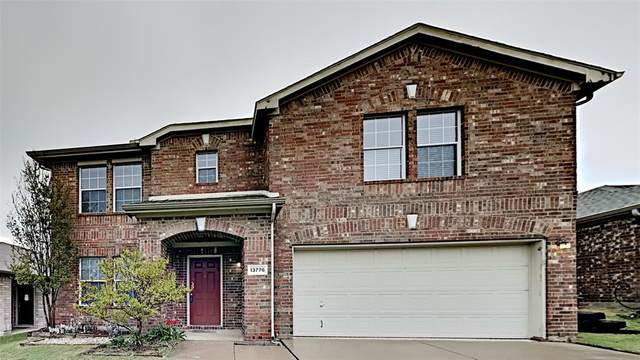 13776 Canyon Ranch Road, Fort Worth, TX 76262 (MLS #14556130) :: The Rhodes Team