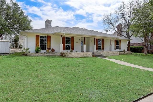 2312 Greenhill Drive, Carrollton, TX 75006 (MLS #14556134) :: Team Tiller