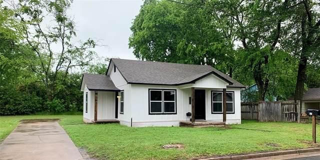 121 Beasley, Sulphur Springs, TX 75482 (#14556142) :: Homes By Lainie Real Estate Group