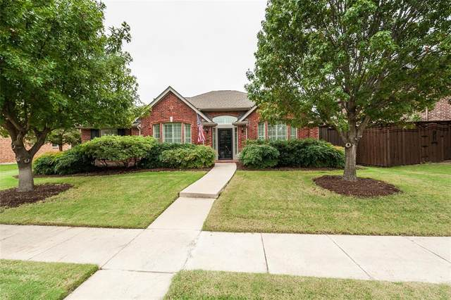 6548 Terrace Drive, The Colony, TX 75056 (MLS #14556149) :: Potts Realty Group