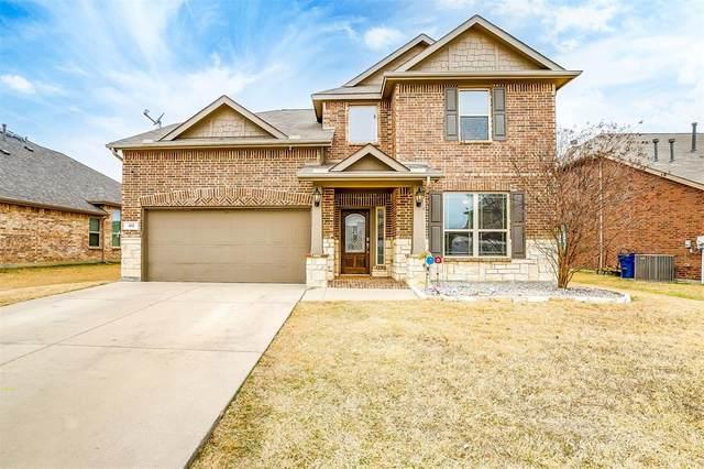 413 Peach Lane, Burleson, TX 76028 (MLS #14556165) :: The Mitchell Group