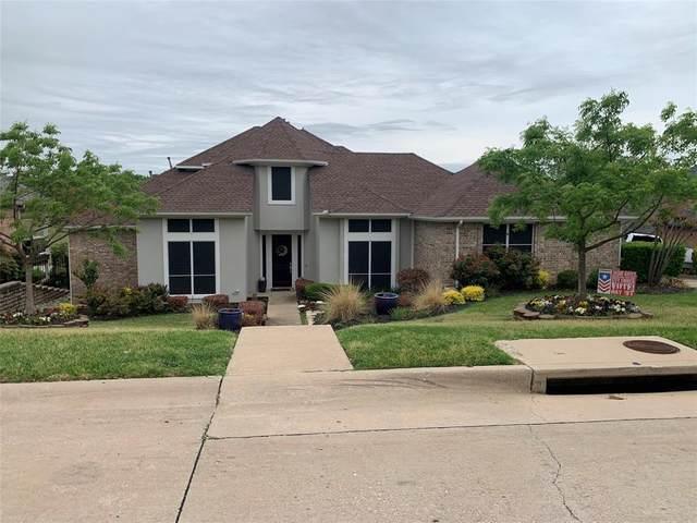 2841 Timber Crest Lane, Highland Village, TX 75077 (MLS #14556168) :: Real Estate By Design