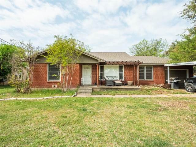 1750 N Graham Street, Stephenville, TX 76401 (#14556175) :: Homes By Lainie Real Estate Group