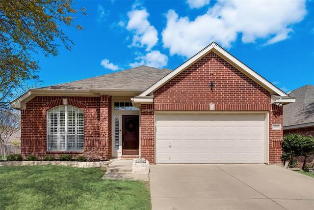 4651 Gila Bend Lane, Fort Worth, TX 76137 (MLS #14556184) :: The Chad Smith Team