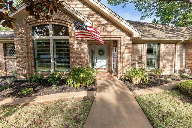 3920 Hillwood Way, Bedford, TX 76021 (MLS #14556194) :: The Chad Smith Team