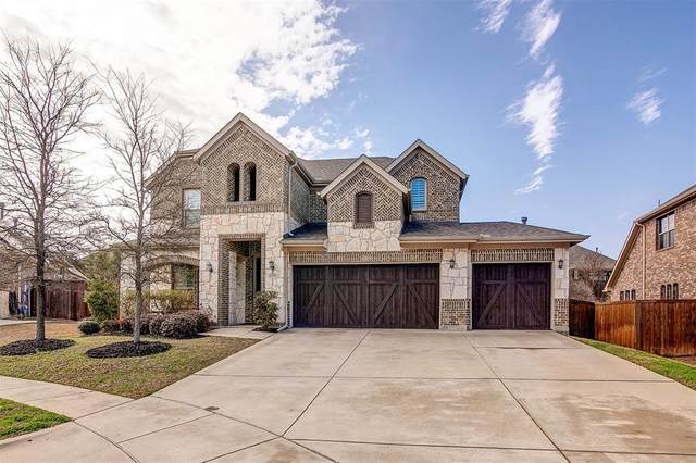 4205 Eliska Lane, Mckinney, TX 75071 (MLS #14556203) :: Lisa Birdsong Group | Compass