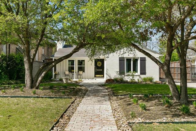 5428 Collinwood Avenue, Fort Worth, TX 76107 (MLS #14556205) :: The Hornburg Real Estate Group