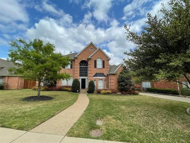 3313 Spruce Lane, Grapevine, TX 76051 (MLS #14556227) :: The Rhodes Team