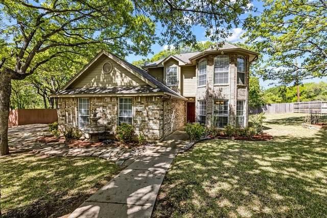 1000 Oak Ridge Drive, Azle, TX 76020 (MLS #14556235) :: The Chad Smith Team