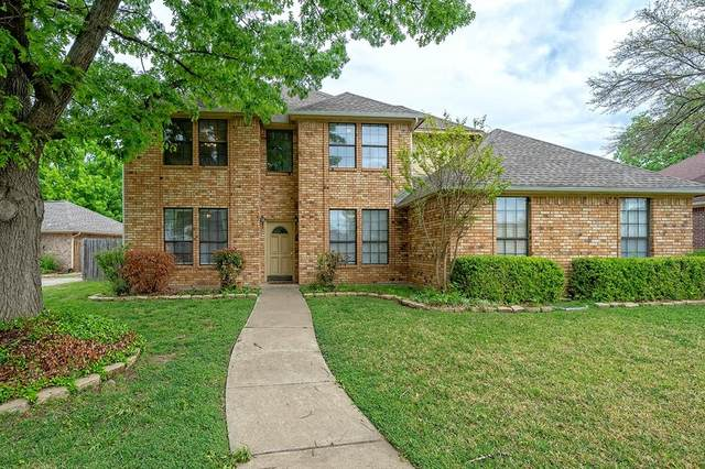3310 Cooper Branch E, Denton, TX 76209 (MLS #14556249) :: The Mauelshagen Group