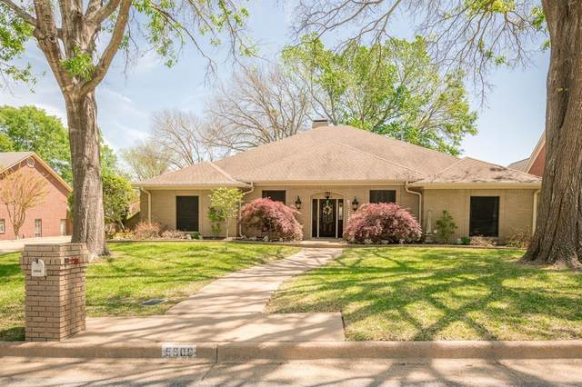 5906 Regents Row, Tyler, TX 75703 (MLS #14556259) :: Premier Properties Group of Keller Williams Realty