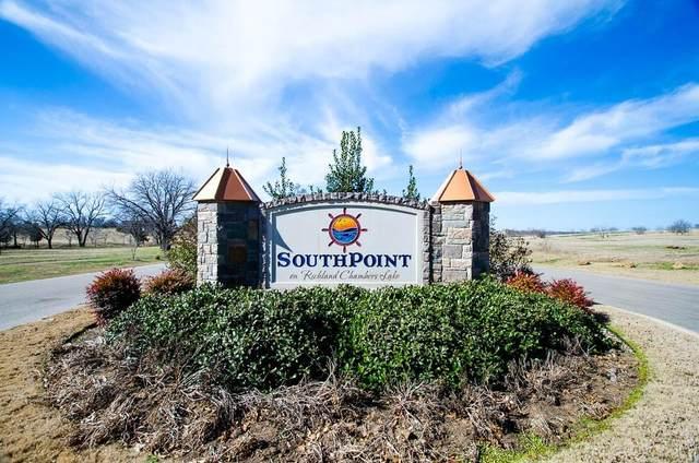 L 134 Lake Vista Drive, Streetman, TX 75859 (MLS #14556263) :: Trinity Premier Properties