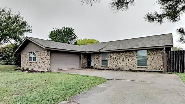 6461 Starnes Road, Watauga, TX 76148 (MLS #14556274) :: Wood Real Estate Group