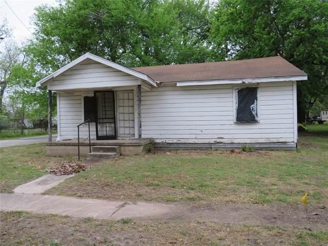 603 N Schopmeyer Street, Gainesville, TX 76240 (#14556289) :: Homes By Lainie Real Estate Group