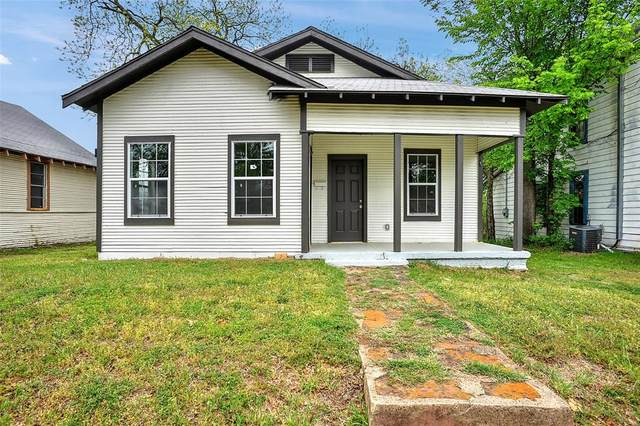 1123 W Morgan Street, Denison, TX 75020 (MLS #14556317) :: Team Hodnett