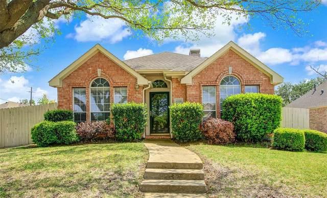 4700 Ridgedale Drive, Plano, TX 75024 (MLS #14556334) :: The Kimberly Davis Group