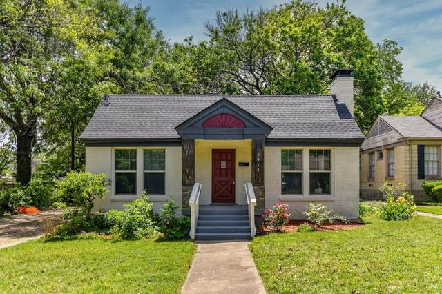 2414 Marvin Avenue, Dallas, TX 75211 (MLS #14556341) :: Results Property Group