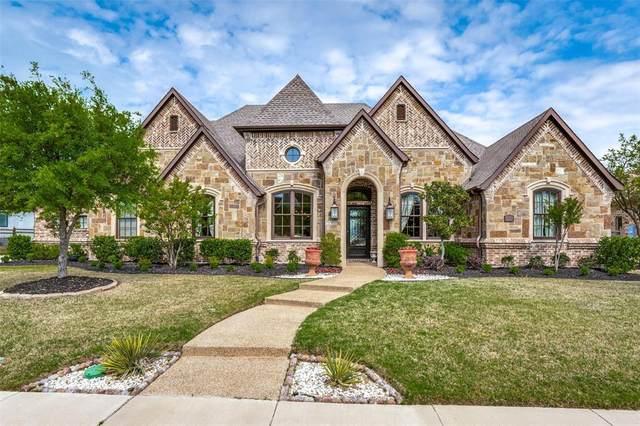 2284 Courtland Drive, Frisco, TX 75034 (MLS #14556364) :: Team Hodnett