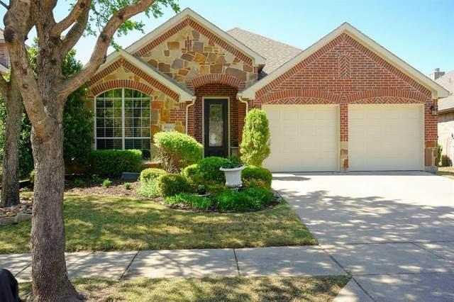 1033 Dayton Drive, Lantana, TX 76226 (MLS #14556388) :: Real Estate By Design