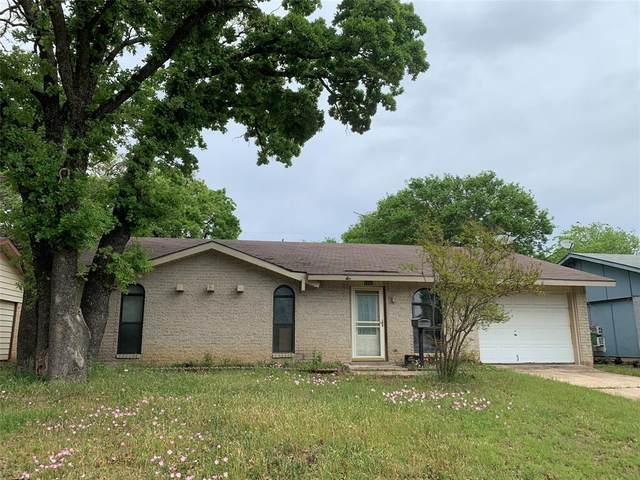 1101 Elmwood Drive, Lewisville, TX 75067 (MLS #14556401) :: Real Estate By Design