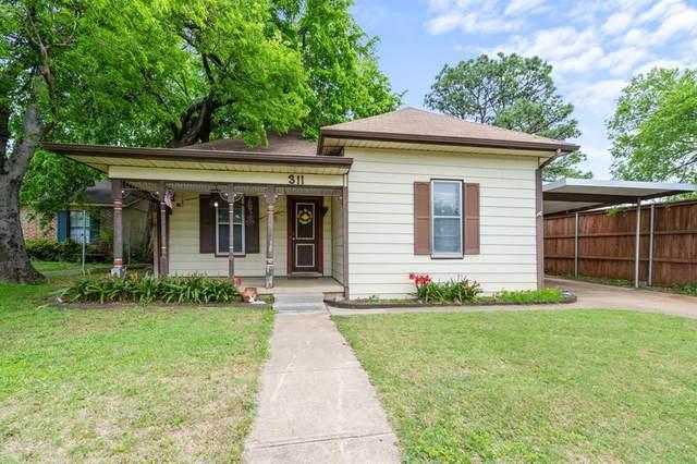 311 S Elm Street, Keller, TX 76248 (MLS #14556424) :: The Kimberly Davis Group