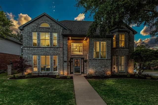 2153 Branchwood Drive, Grapevine, TX 76051 (MLS #14556446) :: The Rhodes Team