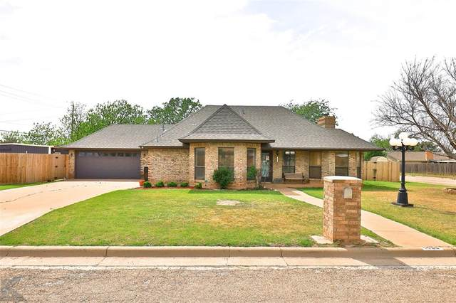 1425 Squires Road, Abilene, TX 79602 (MLS #14556450) :: Wood Real Estate Group