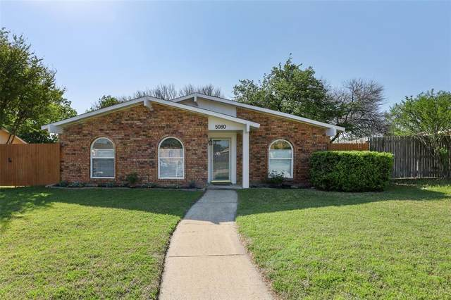 5080 Crawford Drive, The Colony, TX 75056 (MLS #14556456) :: Wood Real Estate Group