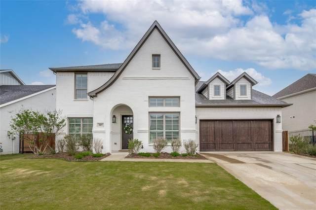307 Parkview Drive, Aledo, TX 76008 (MLS #14556457) :: Lisa Birdsong Group | Compass