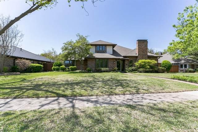 2821 Chatsworth Lane, Plano, TX 75075 (MLS #14556466) :: Real Estate By Design