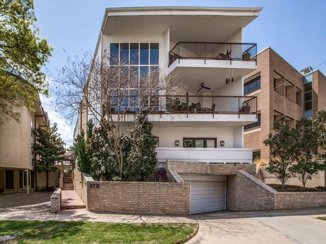 3731 Gilbert Avenue #3, Dallas, TX 75219 (MLS #14556476) :: Team Hodnett