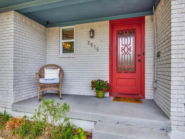 2815 Green Meadow Drive, Dallas, TX 75228 (MLS #14556481) :: Premier Properties Group of Keller Williams Realty