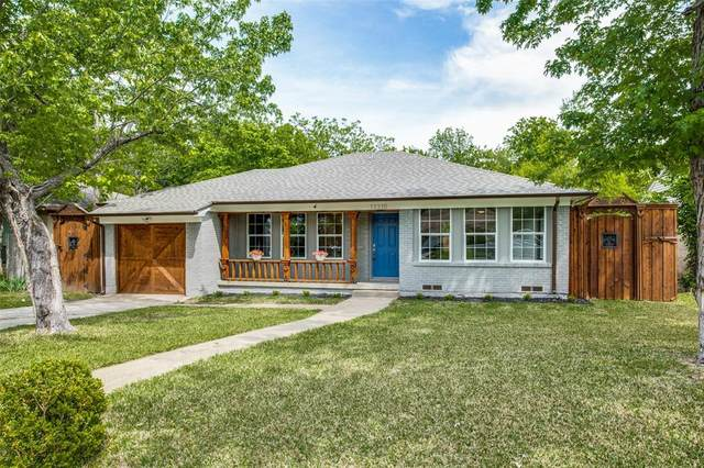 11110 Tascosa Street, Dallas, TX 75228 (MLS #14556484) :: The Mauelshagen Group
