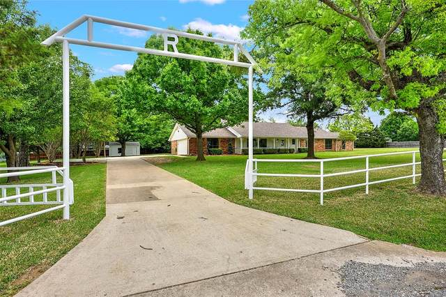 229 Glenwood Drive, Denison, TX 75020 (MLS #14556488) :: Craig Properties Group