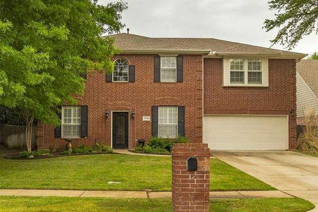 2508 Springhill Drive, Grapevine, TX 76051 (MLS #14556496) :: Wood Real Estate Group