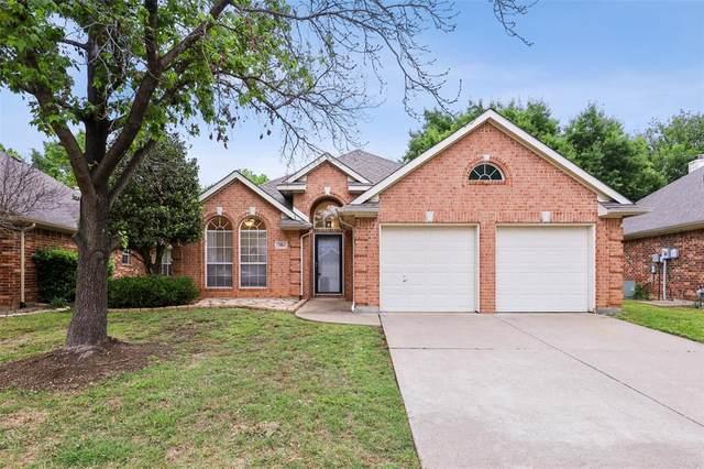 2808 Ranchero Way, Flower Mound, TX 75022 (MLS #14556591) :: Wood Real Estate Group