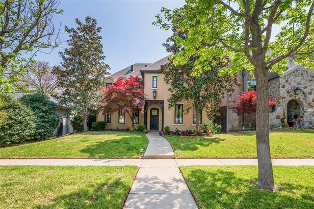 4723 Lafayette Avenue, Fort Worth, TX 76107 (MLS #14556596) :: The Hornburg Real Estate Group