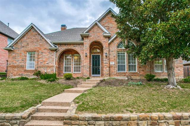 928 Blue Jay Lane, Coppell, TX 75019 (MLS #14556602) :: Team Hodnett
