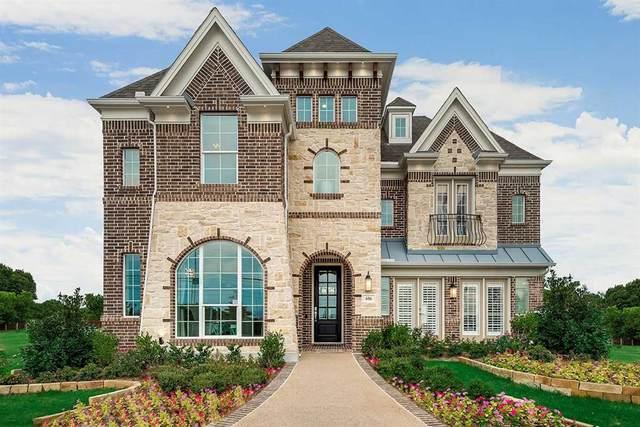 606 Stone Oak Lane, Allen, TX 75002 (MLS #14556614) :: Team Hodnett
