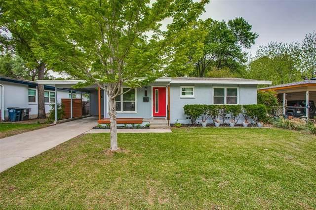 4029 Driskell Boulevard, Fort Worth, TX 76107 (MLS #14556647) :: Feller Realty
