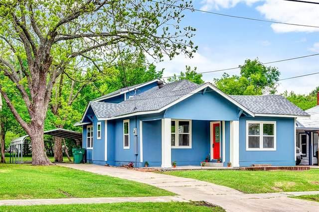 1218 Walnut Street, Greenville, TX 75401 (MLS #14556652) :: Team Hodnett