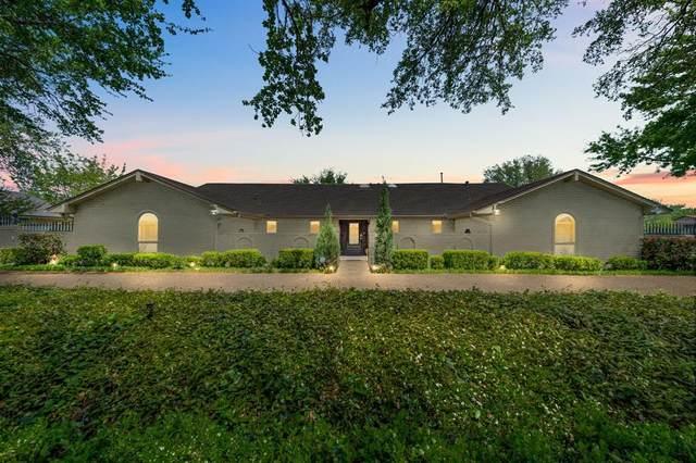 5623 Mcshann Road, Dallas, TX 75230 (MLS #14556665) :: Team Hodnett