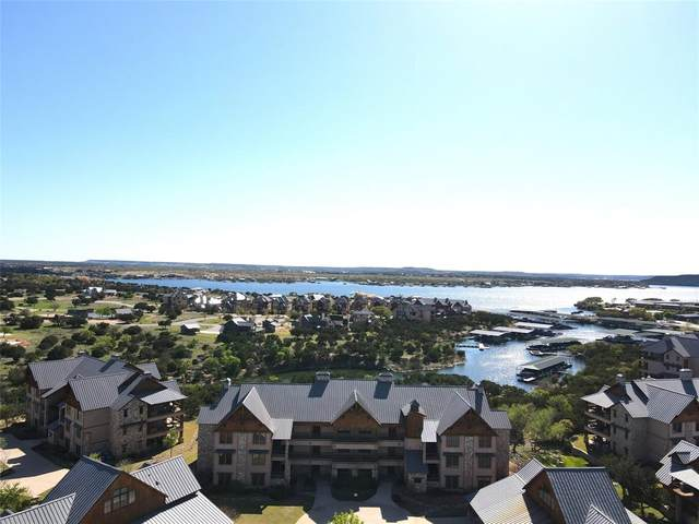 2033 Harbor Way #203, Possum Kingdom Lake, TX 76449 (MLS #14556666) :: Jones-Papadopoulos & Co