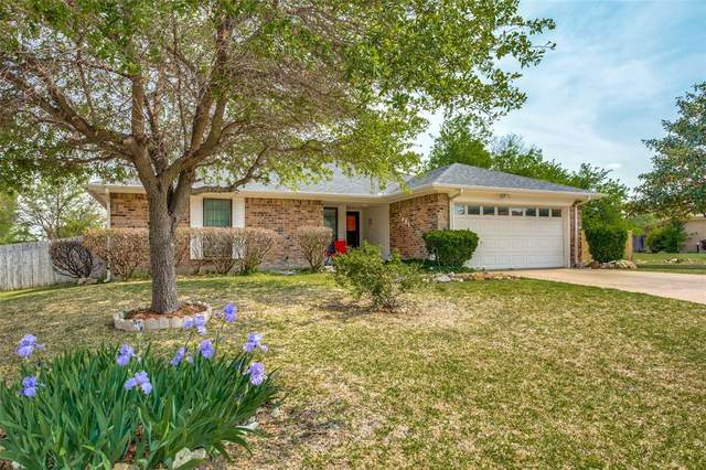 7001 Santa Rita Court, Fort Worth, TX 76133 (MLS #14556667) :: Premier Properties Group of Keller Williams Realty