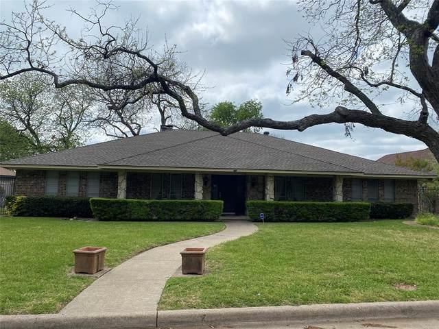 710 W Boydstun Avenue, Rockwall, TX 75087 (MLS #14556673) :: The Chad Smith Team
