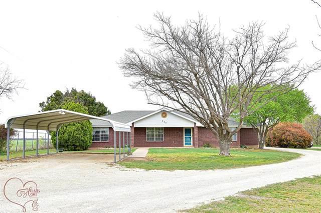 950 Fm 1750, Abilene, TX 79602 (MLS #14556675) :: Jones-Papadopoulos & Co