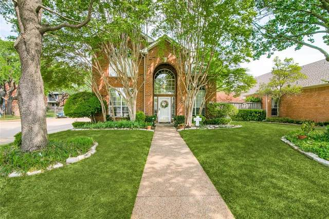 6003 Ainsdale Court, Dallas, TX 75252 (MLS #14556712) :: Wood Real Estate Group