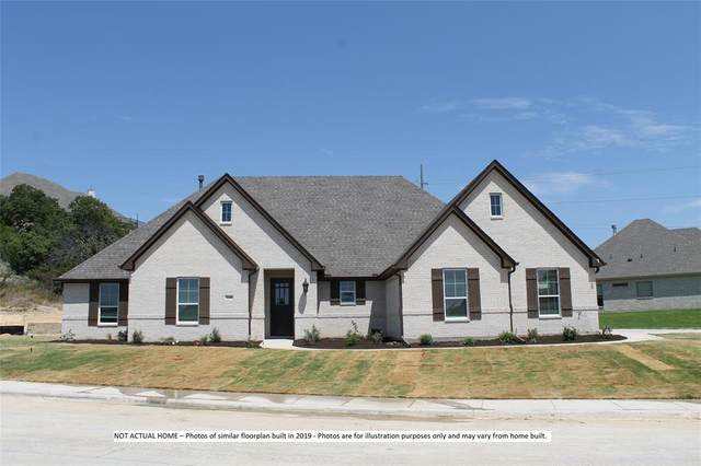 105 Smoky Oak Lane, Weatherford, TX 76087 (MLS #14556725) :: Lisa Birdsong Group | Compass