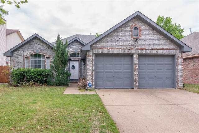 4732 Bracken Drive, Fort Worth, TX 76137 (MLS #14556730) :: The Chad Smith Team
